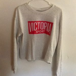 VS cropped sweatshirt